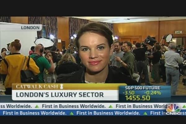 London's Luxury Fashion Sector