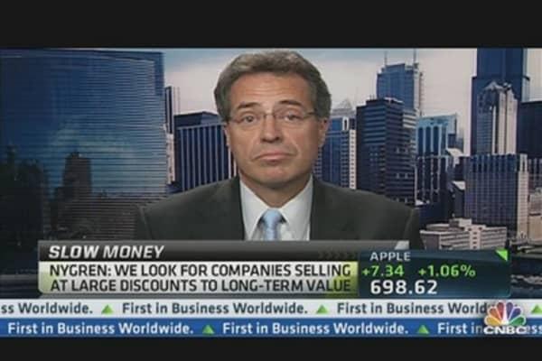Oakmark's Bill Nygren Finds Value in Financials