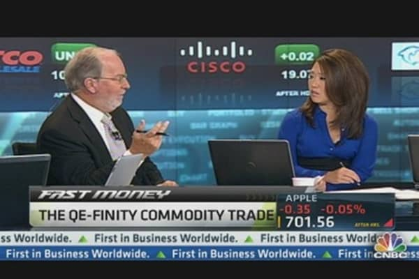 Dennis Gartman on Gold: 'Don't Fade It'
