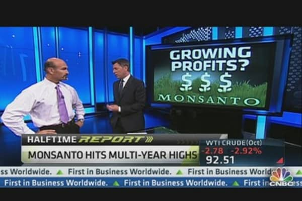 Monsanto, Potash Have Room to Grow: Pros
