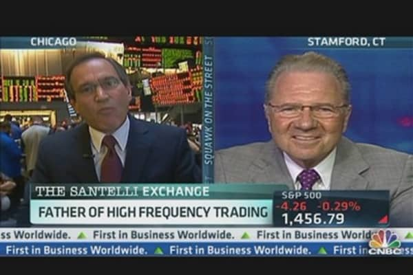 Father of High-Frequency Trading