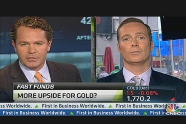 Gold Might Be at Start of Bubble: Kilburg
