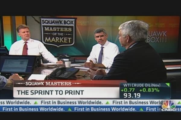 Will Fed's Sprint to Print Ease Economic Woes?