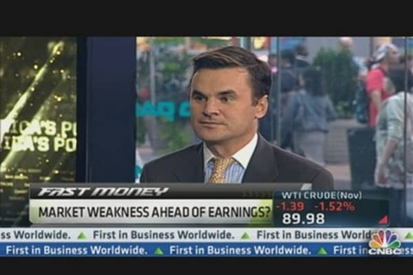 Earnings: As Bad As You Think?