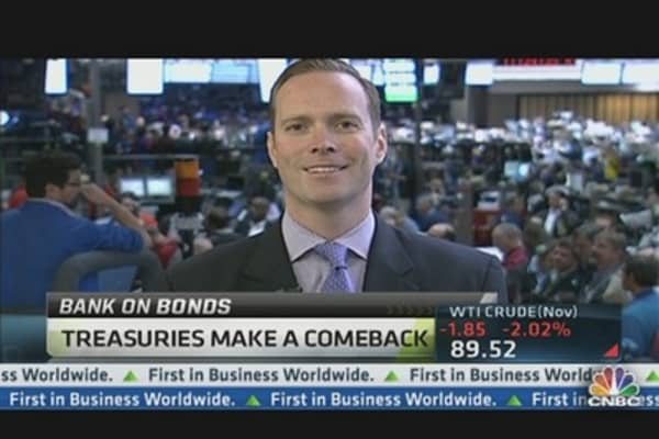 'Grab for Treasuries Is Back': Jeff Kilburg