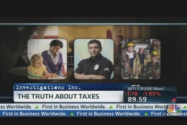 Fact-Checking Obama Ad Focused on Romney's Taxes