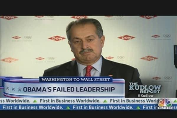 Kudlow: 'Fiscal Cliff' Damage Already Serious