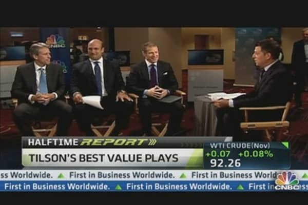 Whitney Tilson's Best Value Plays
