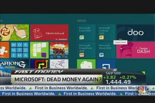 Struggling Microsoft Still Has Upside: UBS Analyst