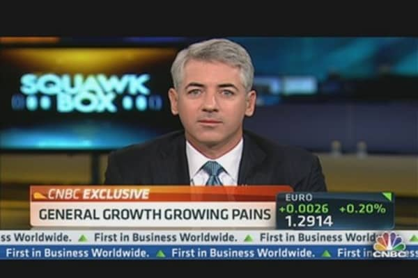 Ackman: P&G Has Stumbled Over Past Few Years
