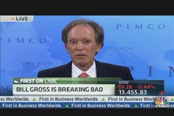 Gross: US Addicted to Budgetary Crystal Meth