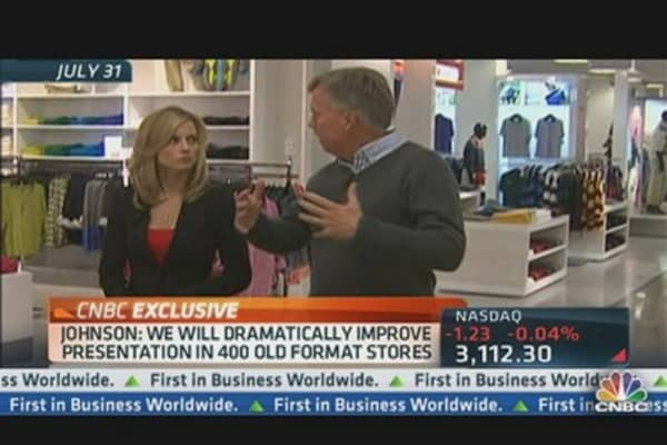 JC Penney CEO on the Record
