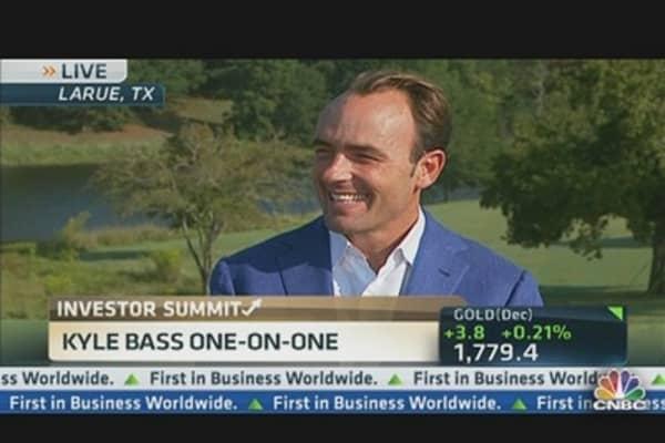 Global Debt Growing Faster Than Population: Bass