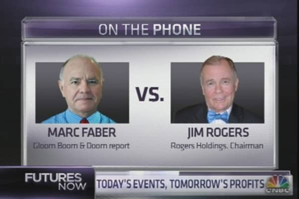 Why Rogers Is Bullish on China