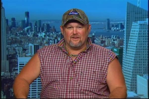 Larry the Cable Guy's Concerns