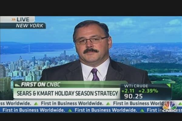 Sears & Kmart Unveil Holiday Plans