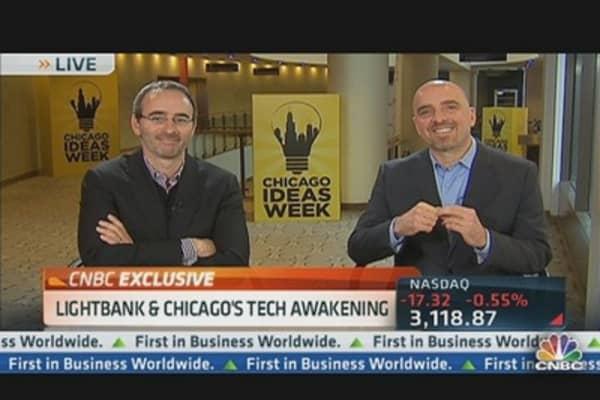 Chicago's Tech Awakening
