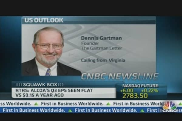 Gartman: I Give No Credence to the IMF