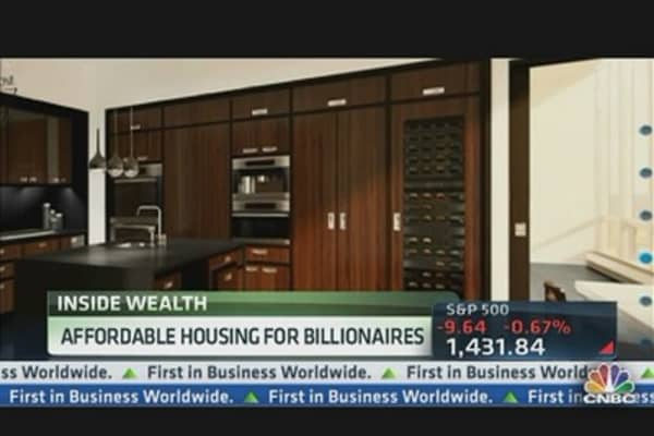 Tax Breaks for Billionaire Building