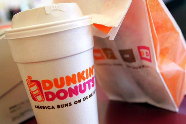 Stores: 6,9002010 Sales: $5.62 billionIt's hard to pinpoint the exact moment Dunkin' became a major player in the coffee retail industry, but Dunkin's own brand of coffee hit grocery store shelves in 2007. Known primarily for its donughts since its founding in Quincy, Mass., in 1950, the chain now claims to sell more coffee by the cup than any other retailer out there. The chain added 400 stores in 2010.