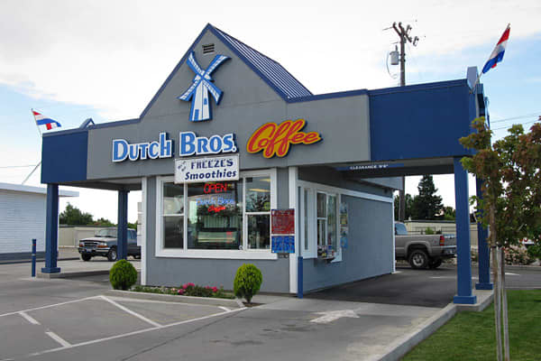 Stores: 1562010 Sales: $78 millionThis Oregon-based coffee company was founded in 1992 by brothers Dane and Travis Boersma. Today, Dutch Bros. is the country's largest privately-held, drive-through coffee company and in 2010 had estimated sales of $78 million.