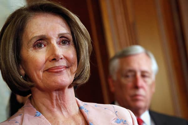 Minimum net worth: $35.20 millionChange from last year: +61.9% The House Minority Leader's reported minimum net worth increased nearly 62 percent, thanks to a combination of real estate and football. Pelosi's husband, Paul Pelosi, increased his investment in the United Football League to $5 million to $25 million. Pelosi had previously listed the asset with a value of $1 million to $5 million. According to the Democrat's financial report, Paul Pelosi saw two of his real estate investments, an of
