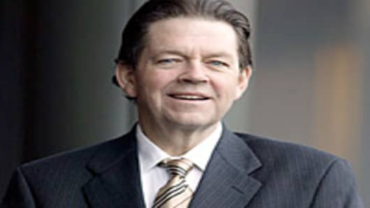 Arthur Laffer, former economic advisor to the Reagan administration and inventor of the Laffer Curve.