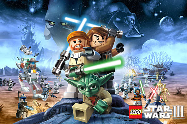 Publisher: LucasArts Released: March 22, 2011 The Lego Star Wars games are regular hits, due to the game's quirky, endearing gameplay and the strength of the franchise. This installment featured missions and characters from the Clone Wars TV series along with characters from the original films—as well as an upgraded graphics engine.