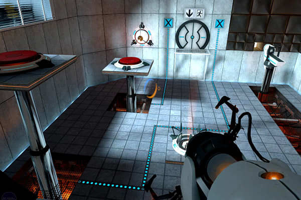 Publisher: Valve Software Released: April 19, 2011 This much-anticipated puzzle/action game challenges players to find their way out of rooms using a teleporter gun and their wits—while they're insulted by an evil overseeing computer. It might sound odd, but it's one of the highest rated games of the year.