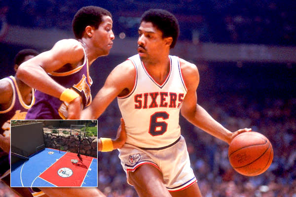 Julius Erving, better known as Dr. J, was one of basketball's first rock stars. During his 1970s heyday, the Basketball Hall of Fame inductee pioneered a style of play that featured lots of showboating, leaping and above-the-rim slam-dunking. Today, this conduct is par for the course in any professional basketball game. But Erving did it first, and he remains a legend almost 25 years after his retirement.Sadly, Erving was not immune to falling on hard times, and in December 2010 those hard times