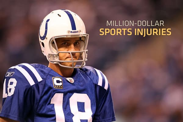 On July 30, 2011, the Indianapolis Colts decided not to mess with success. They renewed the contract of star quarterback Peyton Manning who, in a fit of generosity, agreed to five more years of service for a mere . He didn't need to be the highest paid player in the NFL, he said, and he would make do with the same $18 million a year that Tom Brady squeaked by on.It turned out to be a better deal than anyone realized. On Sept. 7, 2011, after problems recovering from neck surgery that he had under