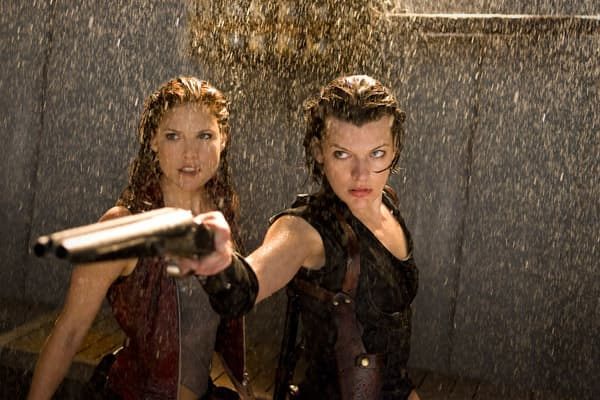 "Three of the top 10 game-based movies (as judged by box office receipts) are tied to Capcom's ""Resident Evil"" franchise. So far, there have been four of the Milla Jovovich-starring films, with a fifth planned for 2012. Critics haven't been especially kind, but the four films have grossed more than $202 million."