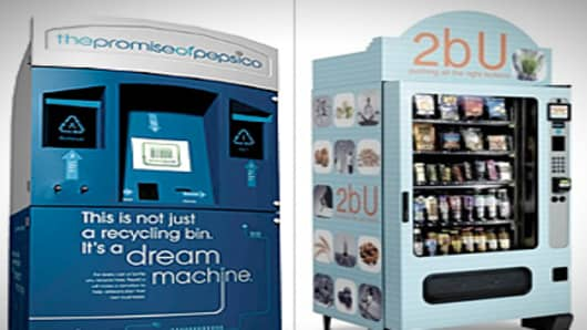 Pepsi dream machine