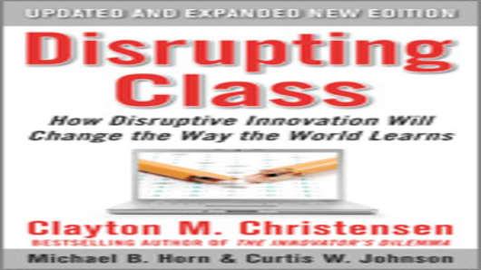 Disrupting Class book