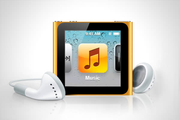 The iPod is a portable media player introduced by Apple in 2001. Prior to the iPod, the Sony Walkman was the most popular music player for anyone who wanted to listen to music on the go. The Walkman was somewhat bulky, however, and the musical selection was limited to however many 90 minute cassettes its owner could stuff into a fanny pack.The iPod shrunk both the musical format and the device used to play songs to a single object about the size of a credit card. Some models, such as the 160 gig