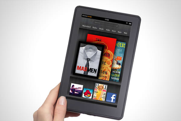 Amazon.com  that it sold more e-books than paperback books during the last quarter of 2010. So while it still may be too early to say that e-books have overtaken real books with consumers, the popularity of the Amazon Kindle e-reader suggests that a mass consumer exodus to digital from paper books may be underway.It's not hard to understand why the Kindle and other e-readers are so popular. The device is smaller than a magazine and can store up to 3,000 books, all while weighing , as in the case