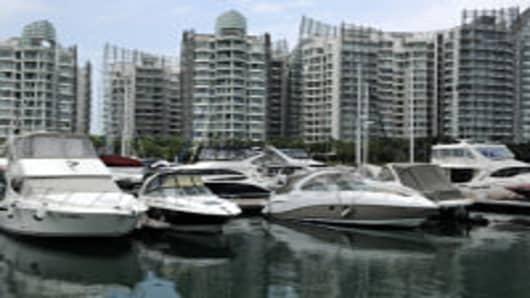 Singapore's Sentosa Cove