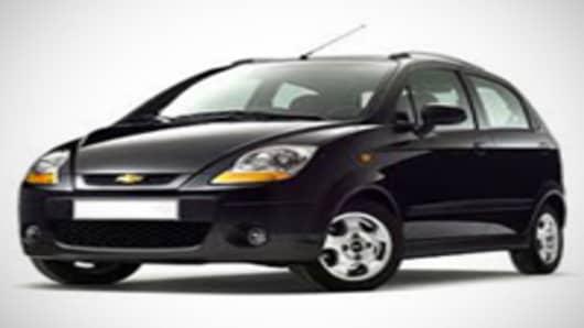 GM Spark 2012