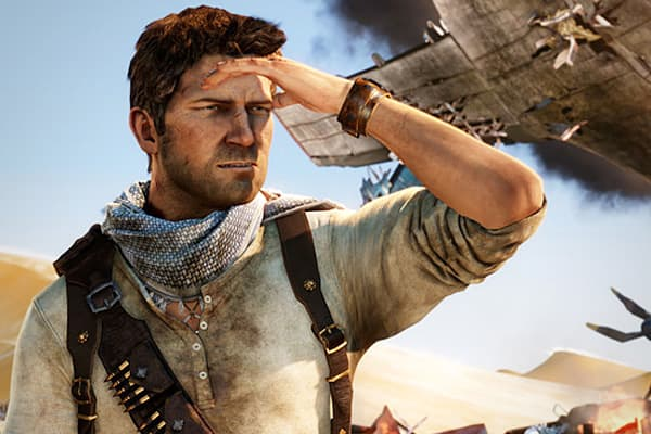 "Publisher: SonySystems: PS3 Plotlines are too often an afterthought in video games, but the ""Uncharted"" series is the exception to this rule. Not only is the game play well paced and action packed, but there's also a solid story and character development. It's one of the few games where you'll actually care what happens during cut scenes, rather than viewing these pauses in the game as an interruption."