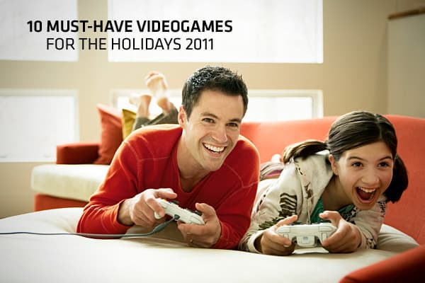 The holiday season is typically loaded with must-have videogames, but the number hitting shelves this year is unprecedented. Several top franchises have new installments out and some new games are looking very promising. That's good news for players, but it's even better for gift buyers, since few gamers will be able to keep up with the deluge. Here are some sure-fire suggestions.