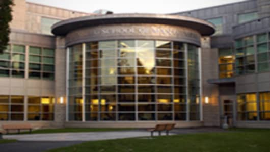Isenberg School of Management, University of Massachusetts