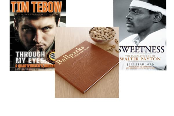 "Three books here for the sports fan: The man everyone loves to hate, the man the world knew as ""sweetness,"" and one that will get you out to the ballpark – even in the dead of winter. By Tim Tebow 216 pages Publisher: Zondervan List $16.99 What is it about Tim Tebow that everyone loves to hate – or just plain hates? One of the greatest quarterbacks in college history, and now playing for the Denver Broncos, Tebow tells his story – how he lives his life on and off the field, with no apologies to"