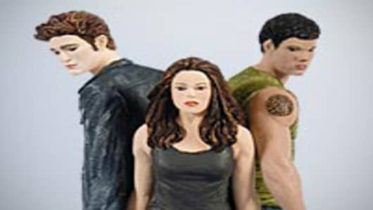 Twilight Hallmark Ornament Keepsakes