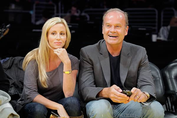 """Actor Kelsey Grammer of """"Cheers"""" and """"Frasier"""" fame is no stranger to the altar, or to the divorce lawyer for that matter. He has been married four times, and the longest of these unions was his 14-year marriage to Camille Donatacci, a dancer, model and actress 13 years his junior who is best known as a cast member on """"The Real Housewives Of Beverly Hills.""""In 2010, she filed for divorce, citing irreconcilable differences, and the divorce was granted in February 2011. Although the settlement has"""