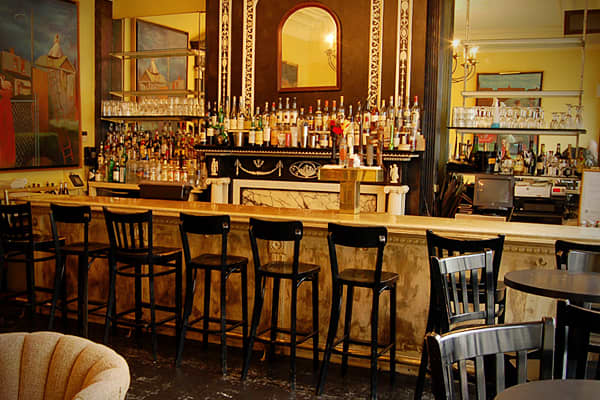 """Location: Baltimore, MD Notable Brew: St. Festivus Volker Stewart, founding partner of says what makes his Baltimore-based brewpub really stand out is its unusual setting—a Mt. Vernon townhouse. """"It's a pretty unique space,"""" Stewart says. """"The guy who built this was a big shot investment banker around the turn of the last century. It's pretty ornate."""" The happy hour specials don't hurt either, he said. With six beers on tap at any given time, the North Charles Street pub changes its offerings se"""