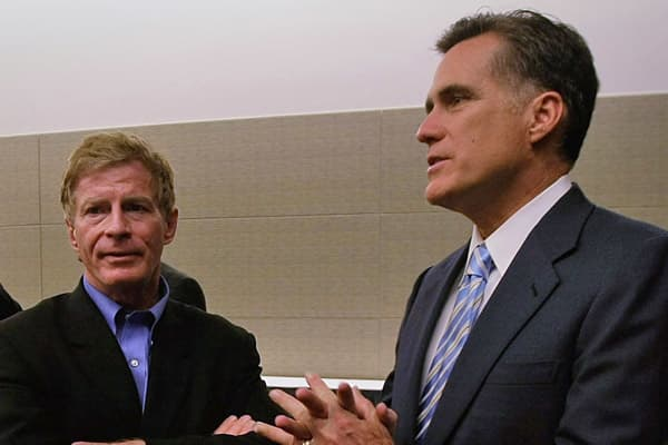 """The laid-back Southerner Stuart Stevens is credited with substituting blue jeans and open collars for Romney's corporate-look suits, but Stevens's CV is cut from establishment cloth: after working for Bob Dole in 1996, W. in 2000, he most recently served New Jersey Gov. Chris Christie. Whatever Romney's fate, we may get a good read out of a Stevens effort: after Bush won, Stevens penned an insightful and wise-cracking chronicle of the campaign titled """"The Big Enchilada."""""""