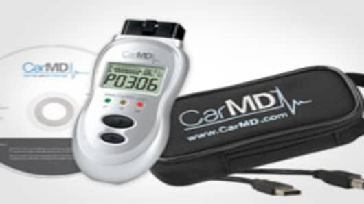 CarMD Vehicle Health System