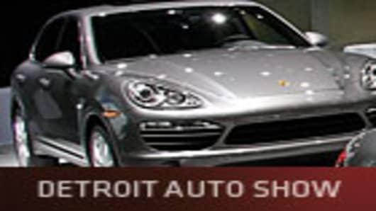 Detroit Auto Show 2012 - A CNBC Special Report