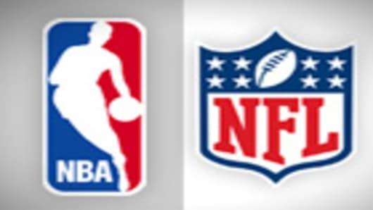 NBA NFL