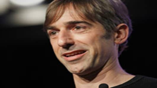 Mark Pincus, founder and chief executive officer of Zynga Game Network Inc.